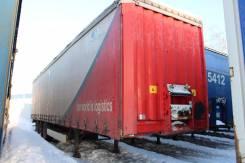 Krone SD. Полуприцеп Krone, 33 000 кг.