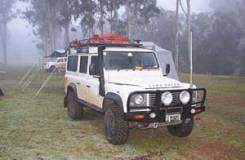 Интеркулер. Land Rover Defender. Под заказ