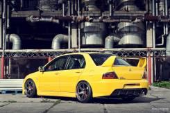 Бампер. Mitsubishi Lancer, CT9A Mitsubishi Lancer Evolution, CT9A