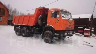 Камаз 65115. Камаз самосвал 2006, 10 000 куб. см., 15 000 кг.