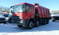 Mercedes-Benz Actros. Продам 4141К 8х4, 12 000 куб. см., 48 000 кг.