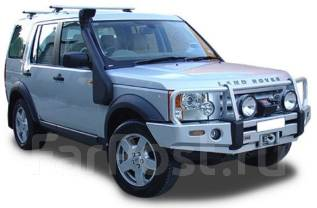 Шноркель. Land Rover Discovery Двигатель LRTDV6. Под заказ