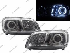 Стекло противотуманной фары. Toyota RAV4, SXA15G, SXA16G, SXA11G, SXA11W, SXA10G, SXA10W