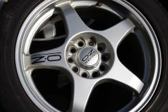 OZ Racing Crono(made in italy)17*7+45 5*114.3+шины 225/50/17. 7.0x17 5x114.30 ET45