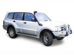 Шноркель. Mitsubishi Pajero, V63W, V73W, V60, V65W, V75W, V78W, V77W, V68W Двигатели: 4M41 DI, 6G74, 4M41, 6G72, 6G74 GDI. Под заказ