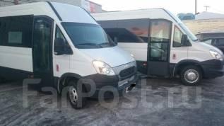 Iveco Daily. Автобус, 3 000 куб. см., 26 мест