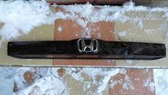 Накладка на дверь багажника. Honda Fit, GE7, GE6, GE9, GE8 Двигатели: L13A, L15A