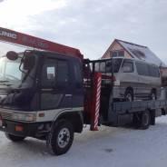 Hino Ranger. Продам манипулятор эвакуатор 1994год в Барнауле, 7 412 куб. см., 3 000 кг., 10 м.