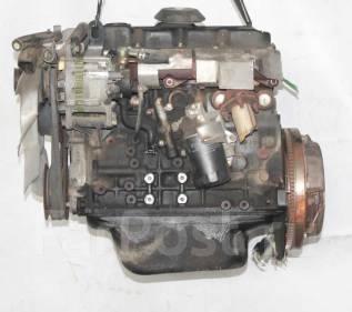 Двигатель в сборе. Nissan Condor Nissan Atlas, P8F23 Двигатель TD27