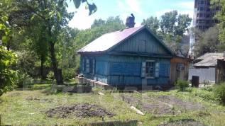 Продам дом в городе Хабаровске 12 соток. Салтыкова-Щедрина, р-н Краснофлотский, отопление твердотопливное, от частного лица (собственник)