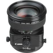 Объектив Canon TS-E 45mm f/2.8 Tilt-Shift Владивосток
