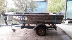 Мурена. Год: 2011 год, длина 350,00м., двигатель подвесной, 15,00л.с., бензин