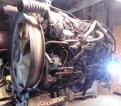 Двигатель. Renault Magnum