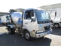 Nissan Diesel UD. Nissan UD Миксер, 6 900 куб. см., 3,60куб. м. Под заказ