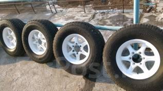 Продам комплект Новых колес Yokohama Geolandar A/T-S G012 275/70R16. 7.0x16 6x139.70 ET25