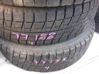 Bridgestone Blizzak Revo. Зимние, без шипов, 2007 год, износ: 5%, 2 шт