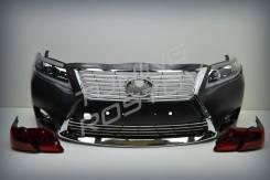 Обвес кузова аэродинамический. Toyota Camry, ACV40, AHV40, GSV40