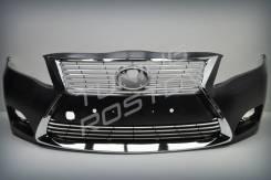 Бампер Camry 40 Lexus Style рестайлинг (под покраску)