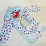Комплекты для новорожденных. Рост: 68-74 см