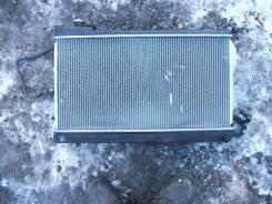 Радиатор охлаждения двигателя. Subaru Forester, SG5