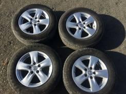 Nissan. 7.0x16, 5x114.30, ET50, ЦО 67,1мм.