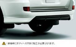 Спойлер. Toyota Urban Cruiser Toyota Land Cruiser. Под заказ