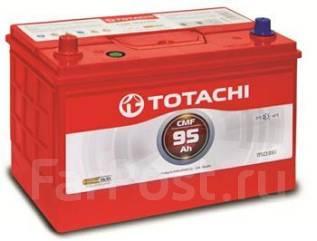 Totachi. 95 А.ч., правое крепление, производство Япония