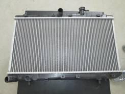 Радиатор охлаждения двигателя. Hyundai Accent Hyundai Verna Honda Domani, MB5, MB3, MB4