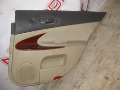 Обшивка двери. Lexus: GS460, GS350, GS300, GS430, GS450h Двигатели: 1URFSE, 2GRFSE