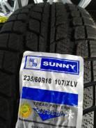 Sunny SN3830. Всесезонные, 2012 год, без износа, 4 шт