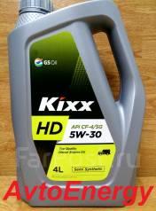 Kixx. Вязкость 5W-30, 4 ЛИТРА, полусинтетическое