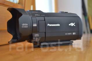 Panasonic HC-VX870. 15 - 19.9 Мп, без объектива