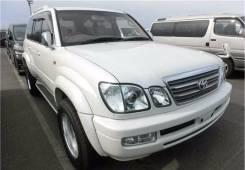 Toyota Land Cruiser Cygnus. UZJ100, 2UZFE