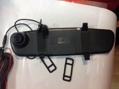 3 автомобильный видео регистратор с двумя камерами