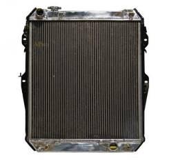 Радиатор охлаждения двигателя. Toyota Hilux, KZN130, YN80, LN80 Toyota Hilux / 4Runner, KZN205 Toyota Hilux Surf, KZN130G, KZN130W Двигатели: 1KZTE, 1...