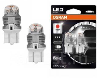 Светодиодные лампы в стоп Osram LED (W21/5W, 7915R-02B). Ford: Laser, Telstar, Freda, Festiva, Ixion Toyota: Corona, Lite Ace, Ipsum, Corolla, Altezza...