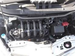 Корпус воздушного фильтра. Honda Fit, GP1 Двигатель LDA