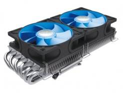 Системы охлаждения видеокарт.