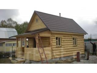 Строительство бани, домов, беседки ( брус, каркас, блок) в Хабаровске