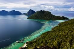 Малайзия. Борнео. Пляжный отдых. Уникальный Борнео
