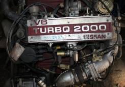 Двигатель в сборе. Nissan Gloria, Y30 Nissan Cedric, Y30 Двигатель VG20ET