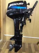 Mercury. 9,80л.с., 2-тактный, бензиновый, нога S (381 мм), 2000 год