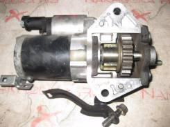 Стартер. Acura MDX Honda MDX Двигатель J35A