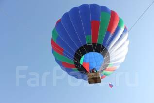 26 Февраля! Полет на воздушном шаре. база отдыха Благодать