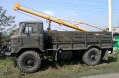 ГАЗ 66. Продаётся буровая установка на базе , 4 250 куб. см.