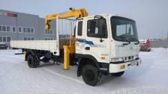 Hyundai HD120. 4WD! Полный привод! Soosan 335, 6 606 куб. см., 6 000 кг.