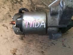 Стартер. Nissan Tiida, C11, SC11X, C11X Двигатель HR16DE
