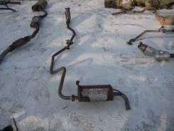Глушитель. Suzuki Jimny, JB23W Двигатель K6A