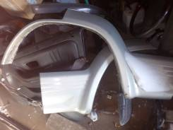 Накладка на крыло. Mitsubishi Pajero, V46W