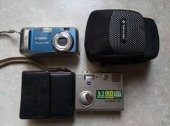 Canon PowerShot A460. 5 - 5.9 Мп, зум: 4х